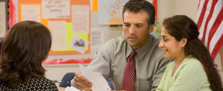 Importância do contato dos pais com os professores