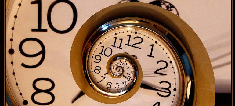 Como encontrar tempo para tudo?