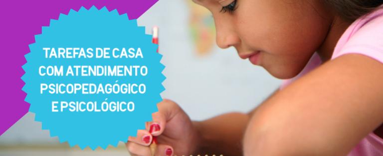Apoio Pedagógico com Intervenções Psicopedagógica e Psicológica